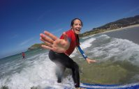 Diversión sin límite en Pantín Surf Camp
